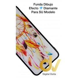 DV P20 LITE HUAWEI FUNDA DIBUJO DIAMOND ATRAPA SUEÑO