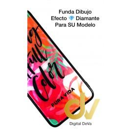 DV P20 LITE HUAWEI FUNDA DIBUJO DIAMOND LIVING