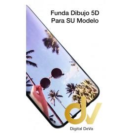 DV A40 SAMSUNG FUNDA Dibujo 5D PALMERAS