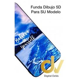 A40 SAMSUNG FUNDA Dibujo 5D BELIEVE