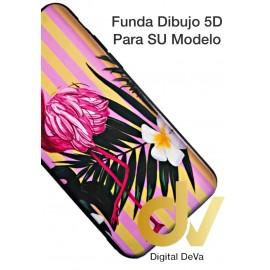 iPHONE 7G / 8G FUNDA Dibujo 5D FLAMENCOS