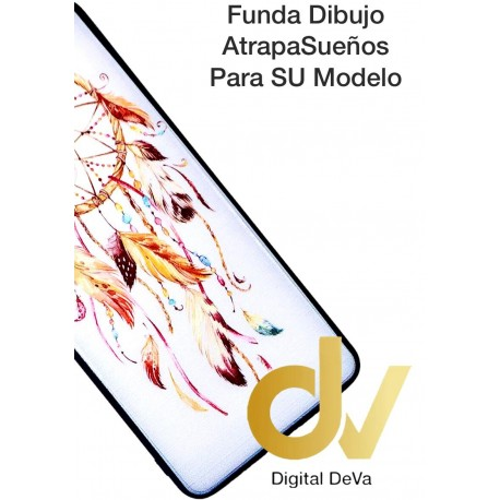 DV FUNDA DIBUJO RELIEVE 5D IPHONE XS MAX ATRAPA SUEÑO BLANCO