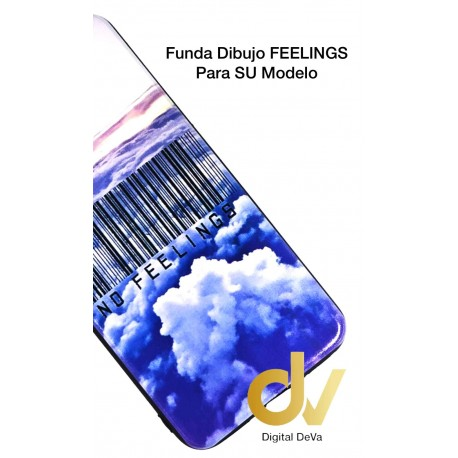 DV FUNDA DIBUJO RELIEVE 5D IPHONE XS MAX NO FEELINGS