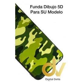 iPHONE Xs Max FUNDA Dibujo 5D MILITAR