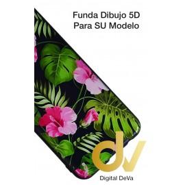 A10 Samsung Funda Dibujo 5D FLORES