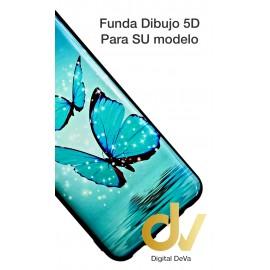 DV FUNDA DIBUJO RELIEVE 5D SAMSUNG A10 MARIPOSAS