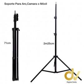 Soporte de ARO,Camara 2mt25cm