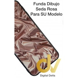 DV MI 8 LITE  XIAOMI FUNDA DIBUJO RELIEVE 5D TEXTURA CHOCOLATE