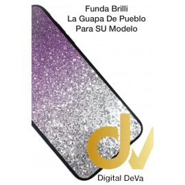 iPhone Xs Max Funda Brilli LGP LILA
