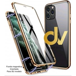 DV NOTE 10 PLUS / PRO SAMSUNG FUNDA METALICA  DORADO