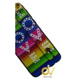 iPhone Xs Max Funda Hanger 2 en 1 LOVE