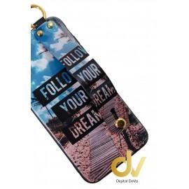iPHONE Xs Max FUNDA Hanger 2 en 1 Sigue tus Sueños