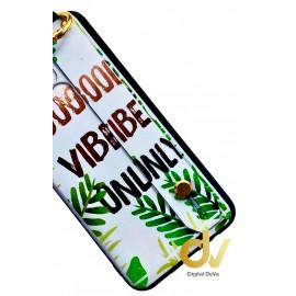 Redmi GO NEGRO XIAOMI FUNDA Hanger 2 en 1 GOOD VIBES ONLY