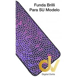 iPHONE 11 Pro FUNDA Brilli Estrellas LILA