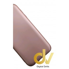 DV FUNDA MATE PREMIUN PVC IPHONE XS ROSA GOLD