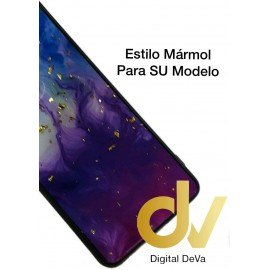 S20 Plus SAMSUNG FUNDA Brillo Marmol LILA