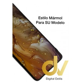 S20 Plus Samsung Funda Brillo Marmol DORADO