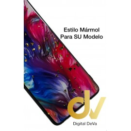 iPHONE 11 Pro Max FUNDA Brillo Marmol ROJO