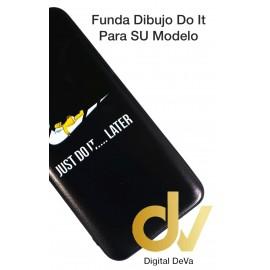 REDMI Note 9 XIAOMI FUNDA Dibujo 5D JUST DO IT