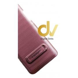 iPHONE 7Plus / 8Plus FUNDA Spigen Con Soporte ROSA DORADO