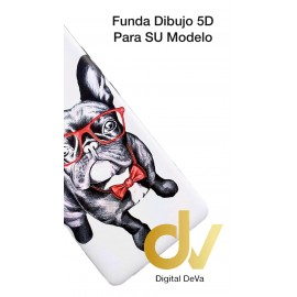iPhone 7 Plus / 8 Plus Funda Dibujo 5D PERRO