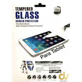 "Universal 10"" TAB Cristal Templado 9H 2.5D"