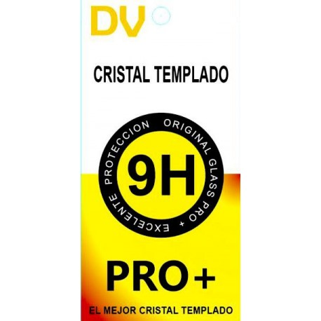 Honor 8X HUAWEI Negro CRISTAL Templado 9H 2.5D