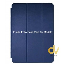 "NEW iPAD 9.7"" Azul FUNDA Folio CASE"