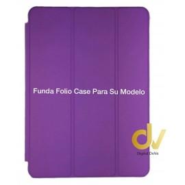 iPAD 6 / AIR 2 Lila FUNDA Folio Case
