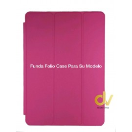 iPAD 6 / AIR 2 Fucsia FUNDA Folio Case