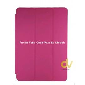 iPAD 6 / AIR 2 Fucsia FUNDA Folio Case