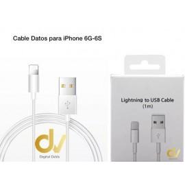 Cable Datos Para iPHONE 6G-6S