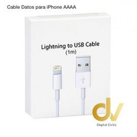 Cable Datos Para iPhone AAAA