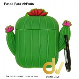 Funda Para AirPods Cactus