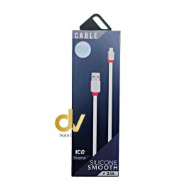 Cable Android Silicone SMOOTH