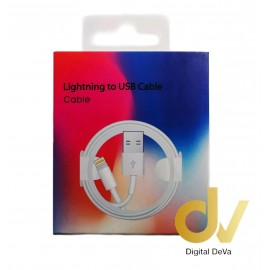 Cable 8G LIGTING 3.5MM