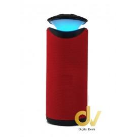 Altavoz Bluetooth GT-112+ ROJO