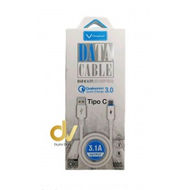 Cable Tipo C Fast 3.0A