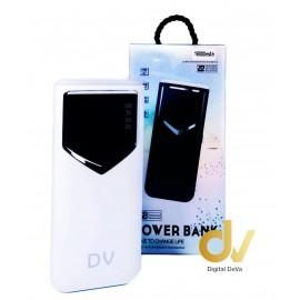 Power Bank Bateria Externa 1600MAH Blanco