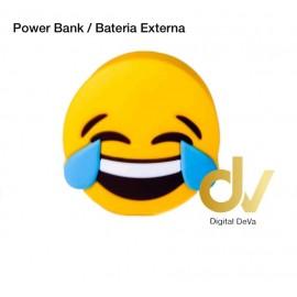 Power Bank Bateria Externa 8800MHA Emojis FELIZ