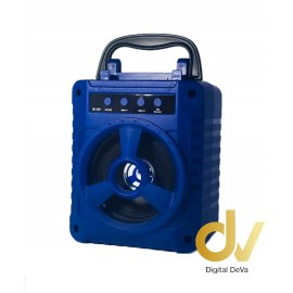 Altavoz Bluetooth DVM-301 AZUL