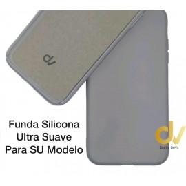 iPhone 11 Pro Funda Ultra Suave Gris