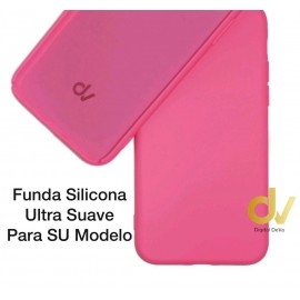 iPhone 11 Funda Ultra Suave Fucsia