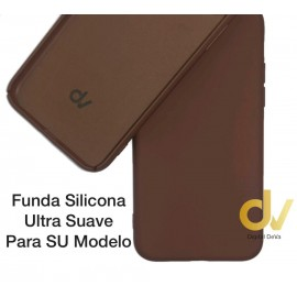 iPhone 11 Funda Ultra Suave Marrón