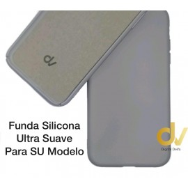 iPhone 11 Funda Ultra Suave Gris