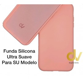 iPhone 11 Funda Ultra Suave Rosa Suave