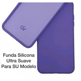 iPHONE 11 Pro Max Funda Ultra Suave Lavanda