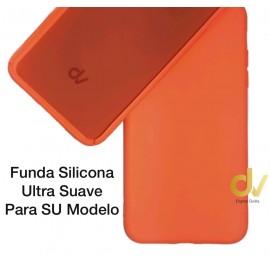 iPHONE 11 Pro Max Funda Ultra Suave Naranja