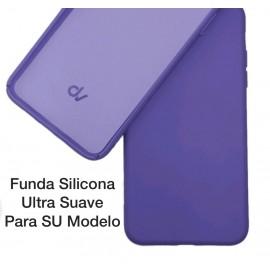 iPhone 7 Plus / 8 Plus Funda Ultra Suave Lavanda