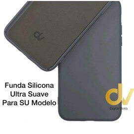 iPhone 7G / 8G Funda Ultra Suave Gris Oscuro